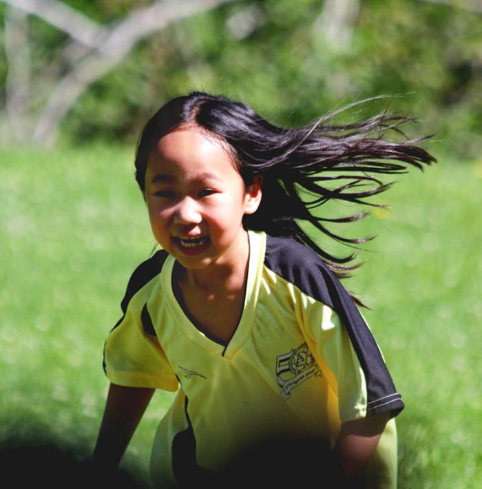 小足球(美国叫soccer)队活动纪实_图1-11