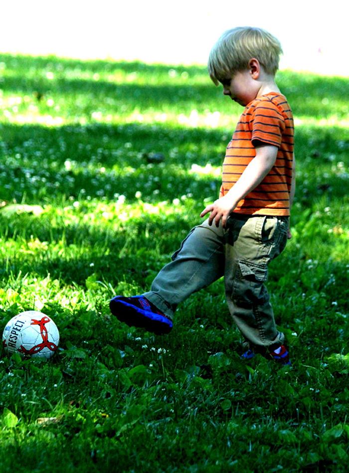 小足球(美国叫soccer)队活动纪实_图1-16