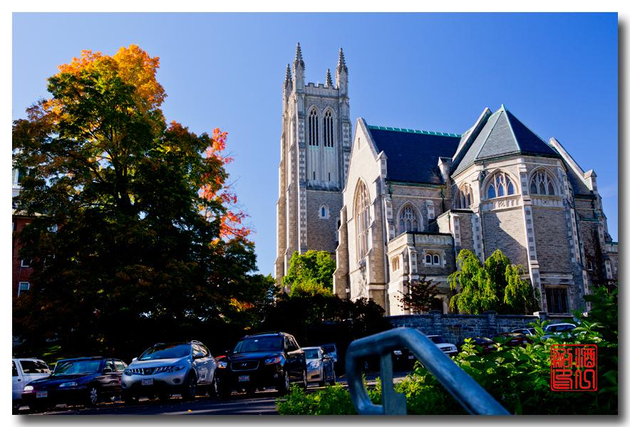 《酒一船摄影》:威廉斯学院 - 新英格兰赏秋行之二_图1-28