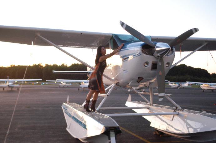 在美国怎样考私人飞机驾照?_图1-1
