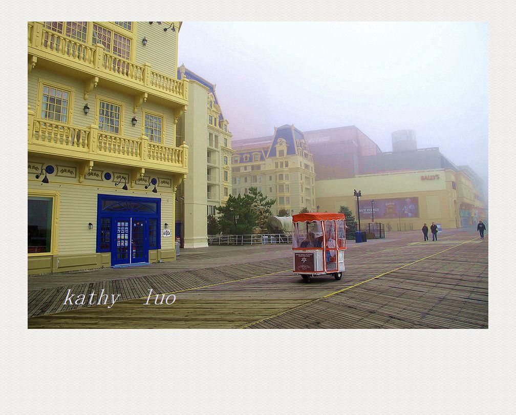 【小虫摄影】雾罩大西洋_图1-12