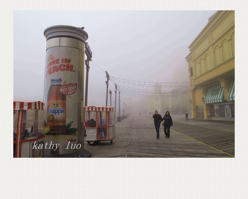 【小虫摄影】雾罩大西洋_图1-5