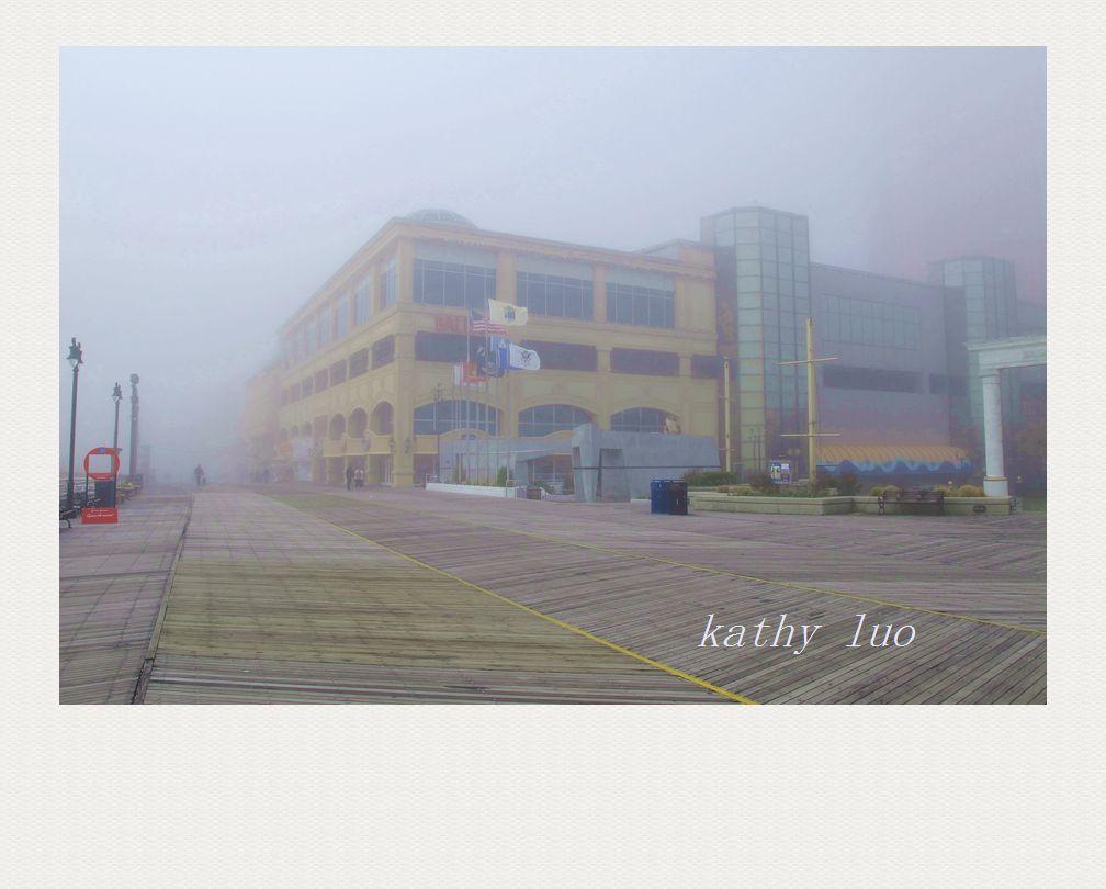 【小虫摄影】雾罩大西洋_图1-6