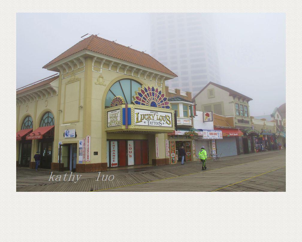 【小虫摄影】雾罩大西洋_图1-11