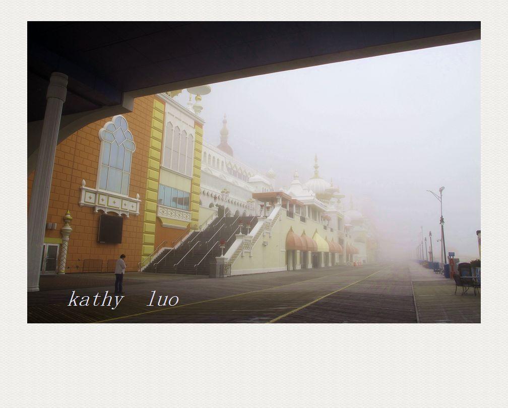 【小虫摄影】雾罩大西洋_图1-3