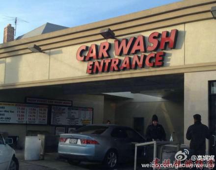 美国【大象\比基尼美女\机器】洗车的不同价格_图1-3