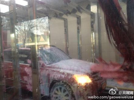 美国【大象\比基尼美女\机器】洗车的不同价格_图1-5