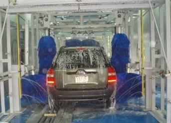 美国【大象\比基尼美女\机器】洗车的不同价格_图1-12