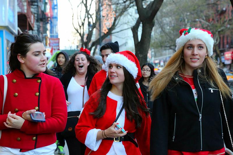 12.13.14 曼哈顿Santa Claus_图1-1