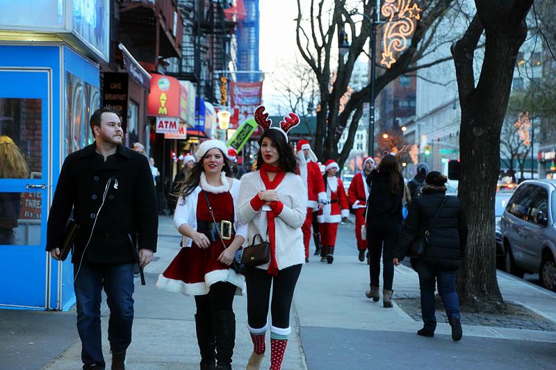 12.13.14 曼哈顿Santa Claus_图1-25