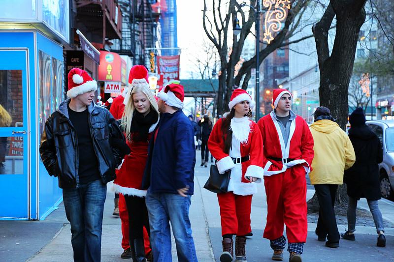 12.13.14 曼哈顿Santa Claus_图1-26