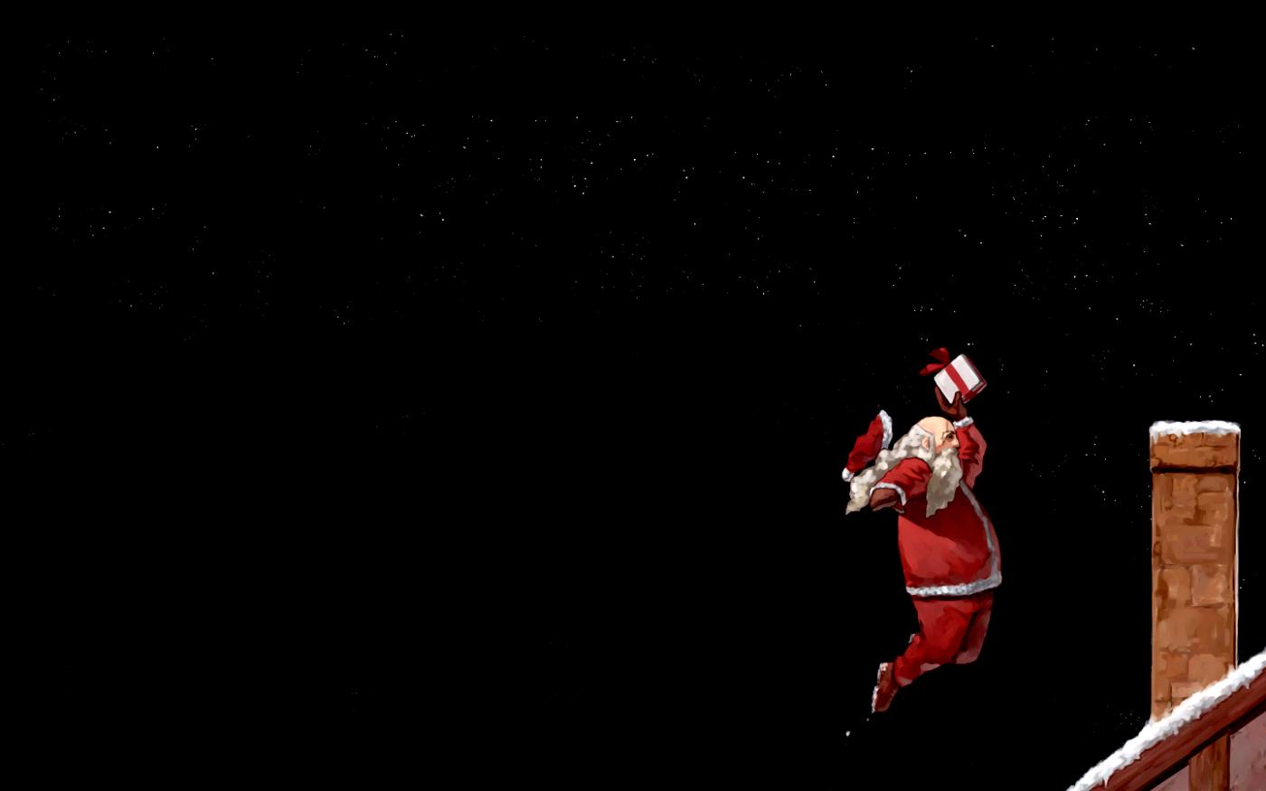 《圣诞老人的火柴盒》_图1-1