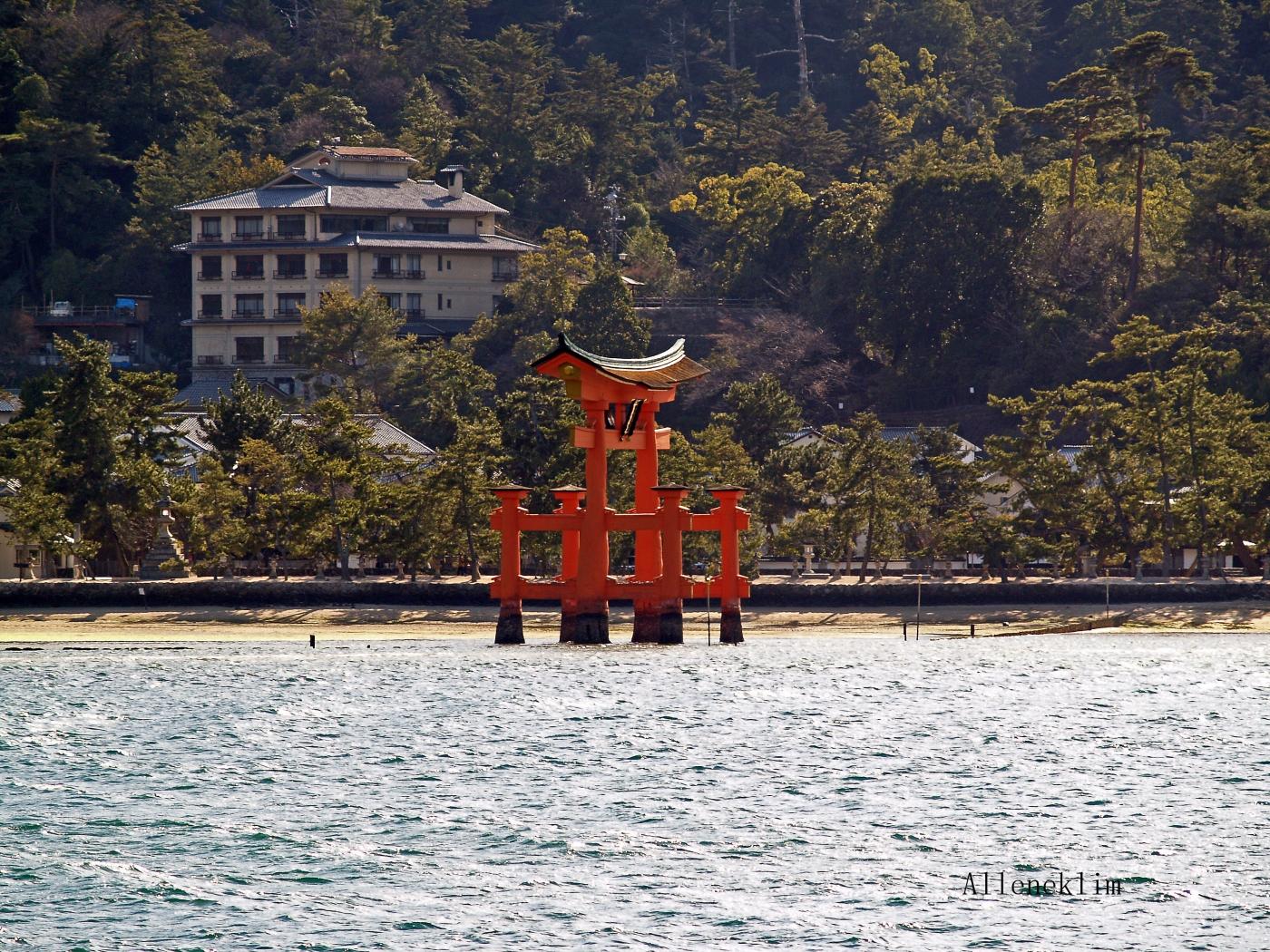 Alleneklim - 日本之宫島_图1-5