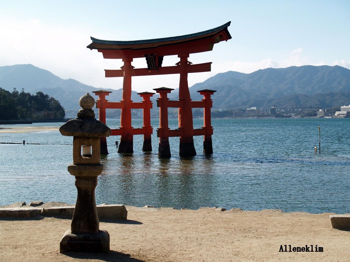 Alleneklim - 日本之宫島_图1-9