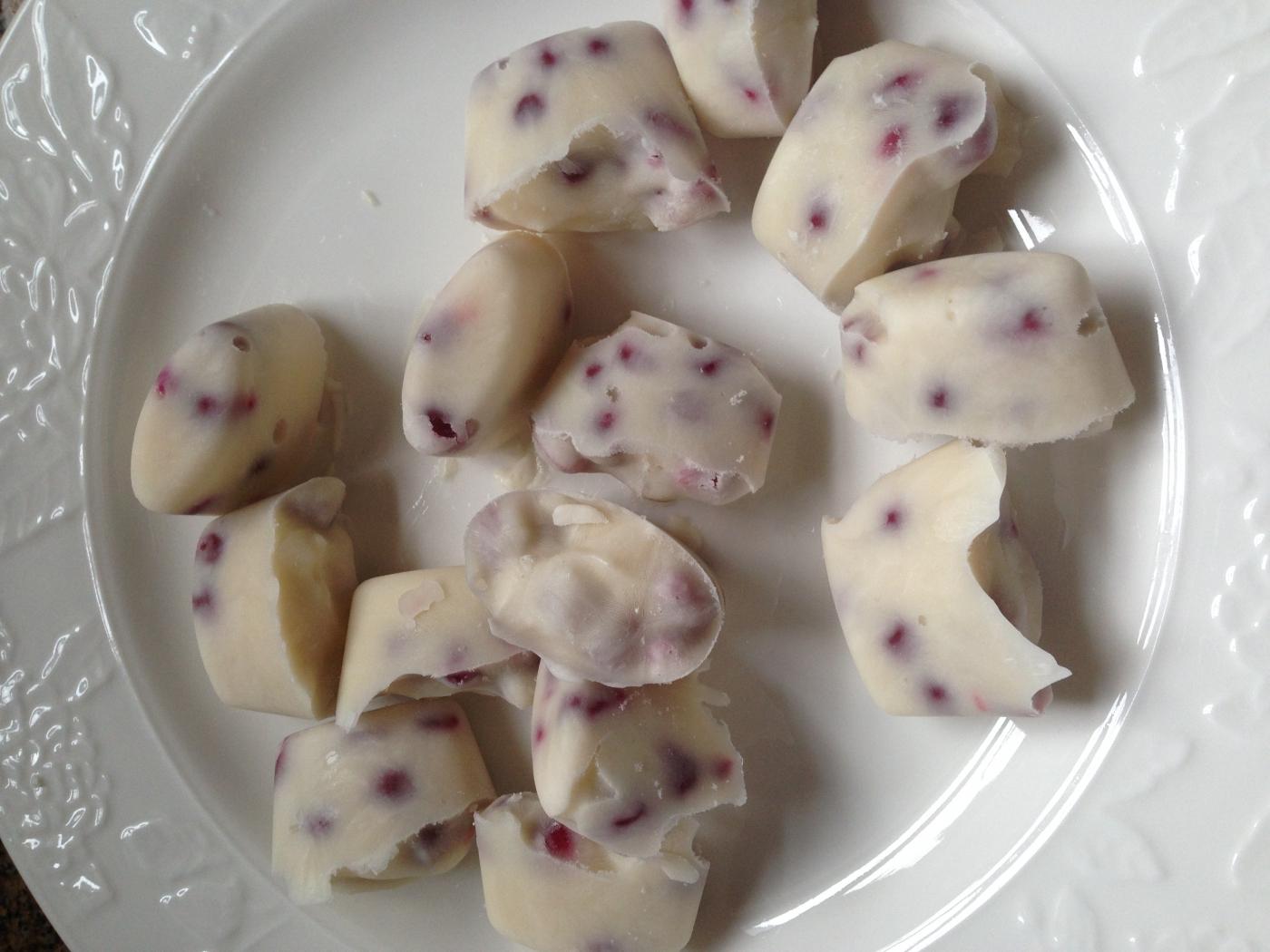 低热量美味零食---水果冻酸奶_图1-2