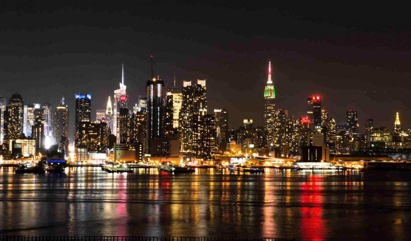 新年好。纽约_图1-2