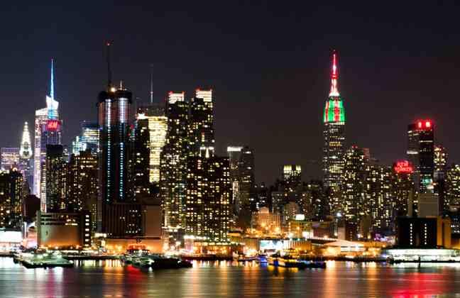 新年好。纽约_图1-1