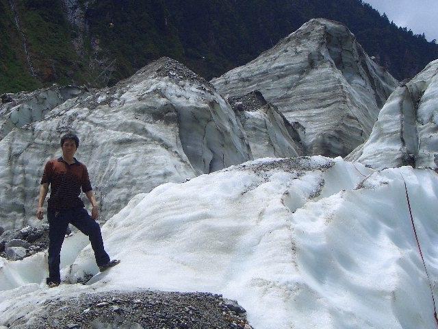 贡嘎山探险遇雪崩——惊险中感悟人生哲理、沿途美景妙不可言 ..._图1-5
