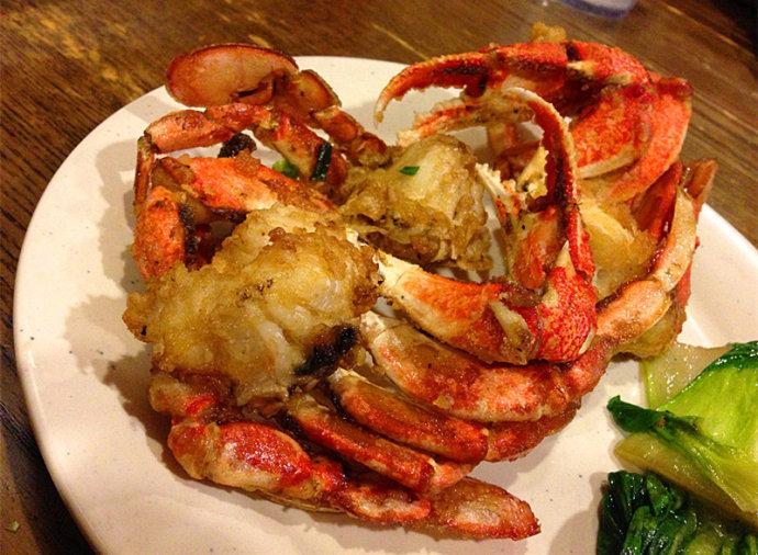 美味螃蟹_图1-1