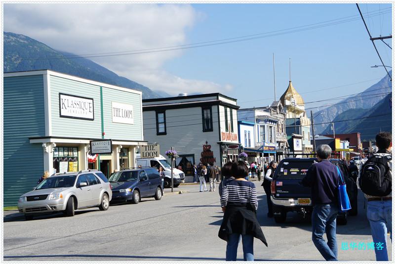 阿拉斯加小镇---Skagway史凯威_图1-10