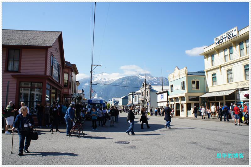阿拉斯加小镇---Skagway史凯威_图1-5