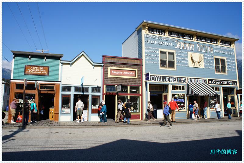 阿拉斯加小镇---Skagway史凯威_图1-7