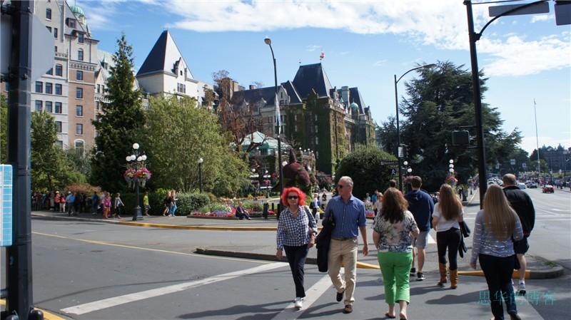 加拿大的花园城市---Victoria维多利亚_图1-29
