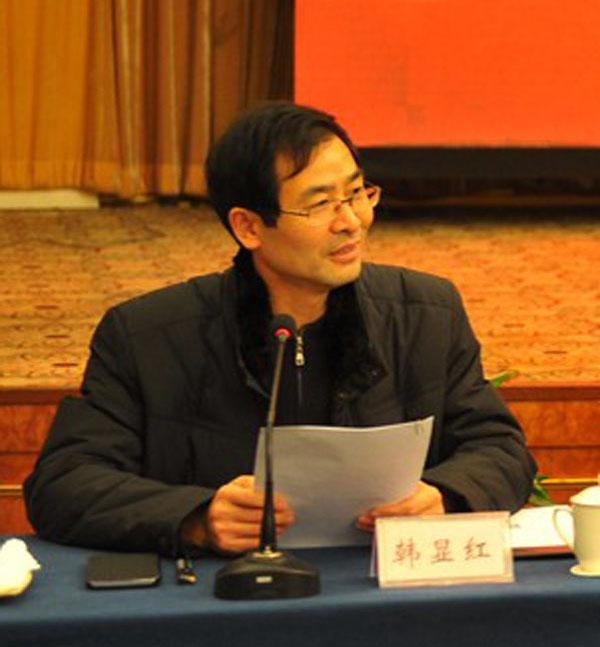 张广才教授出席江苏省中国画学会成立一周年工作会议_图1-2