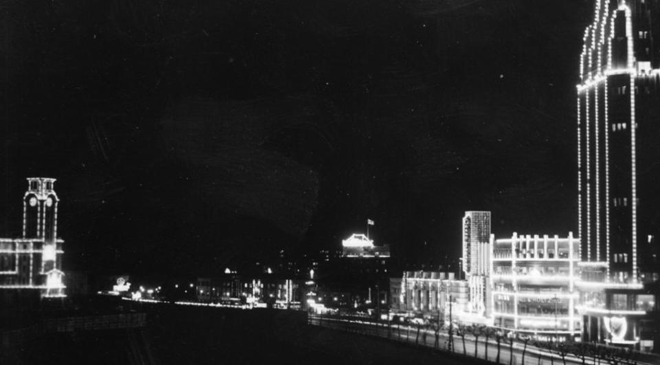 看看旧上海的图片再比较今日_图1-6