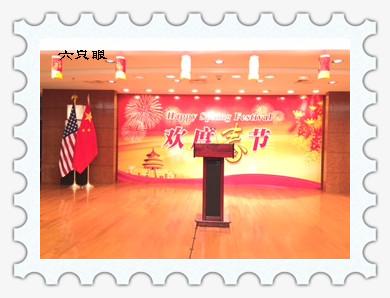 六只眼:中国驻纽约总领馆新春招待会_图1-7