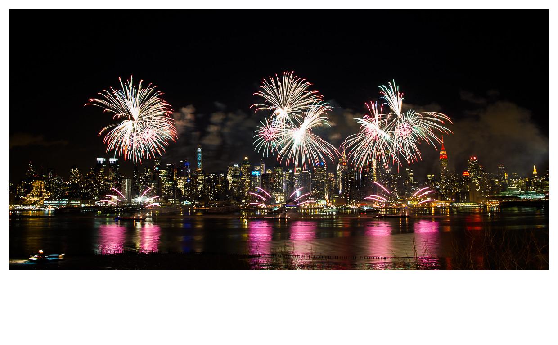 纽约庆祝中国春节烟火_图1-2