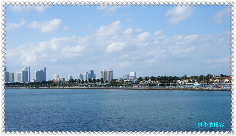 迈阿密至巴哈马----邮轮之旅(一)_图1-3