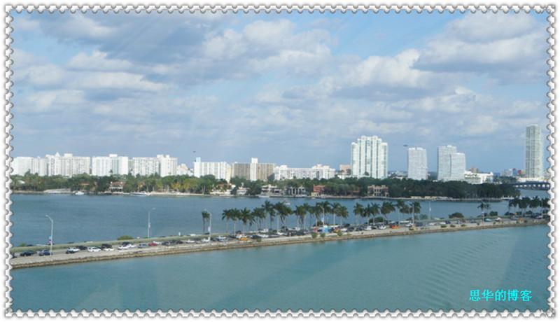 迈阿密至巴哈马----邮轮之旅(一)_图1-5