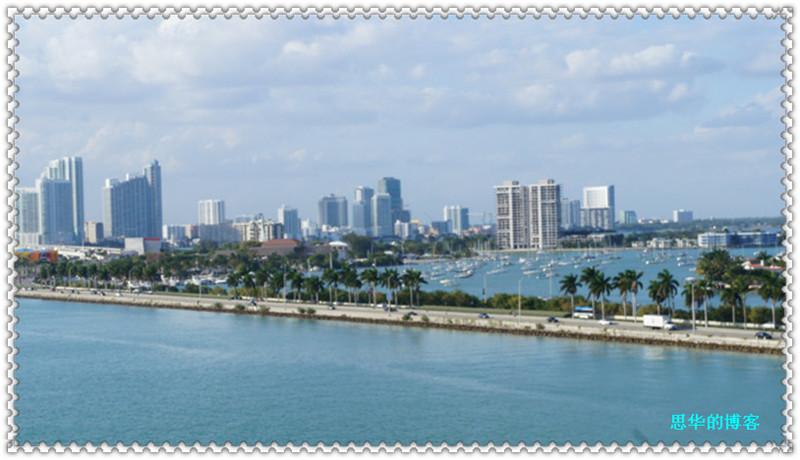 迈阿密至巴哈马----邮轮之旅(一)_图1-4