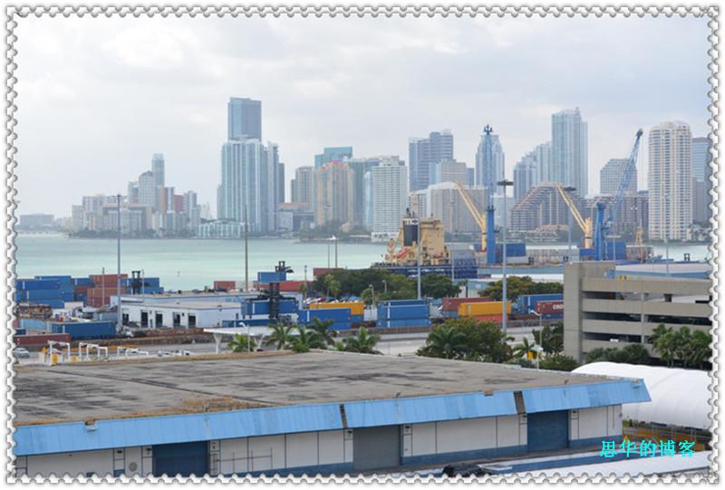 迈阿密至巴哈马----邮轮之旅(一)_图1-7