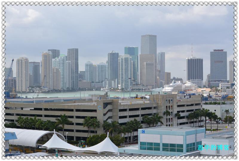 迈阿密至巴哈马----邮轮之旅(一)_图1-8