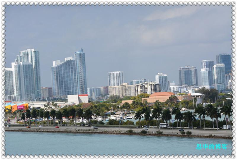 迈阿密至巴哈马----邮轮之旅(一)_图1-10