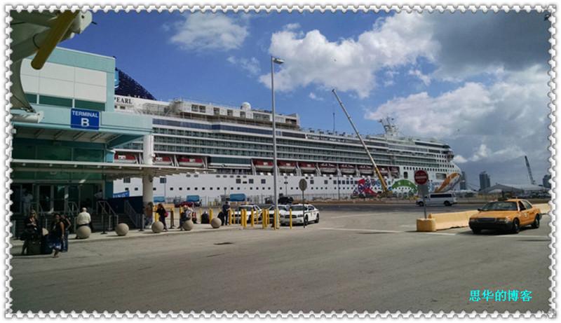 迈阿密至巴哈马----邮轮之旅(一)_图1-1