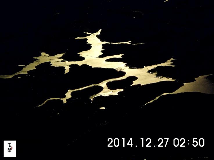俯瞰美国河流水系照片 (中国四川 夏中华)_图1-16