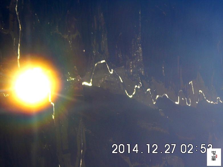 俯瞰美国河流水系照片 (中国四川 夏中华)_图1-17
