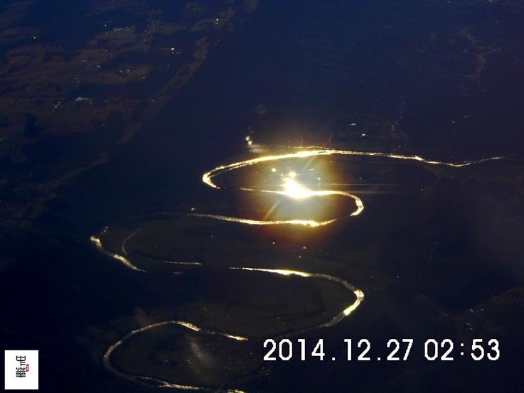 俯瞰美国河流水系照片 (中国四川 夏中华)_图1-18