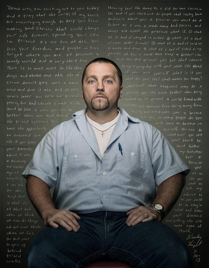 【攝影蟲】人生如果可以重來____囚犯的心聲____Trent Bell_图1-4