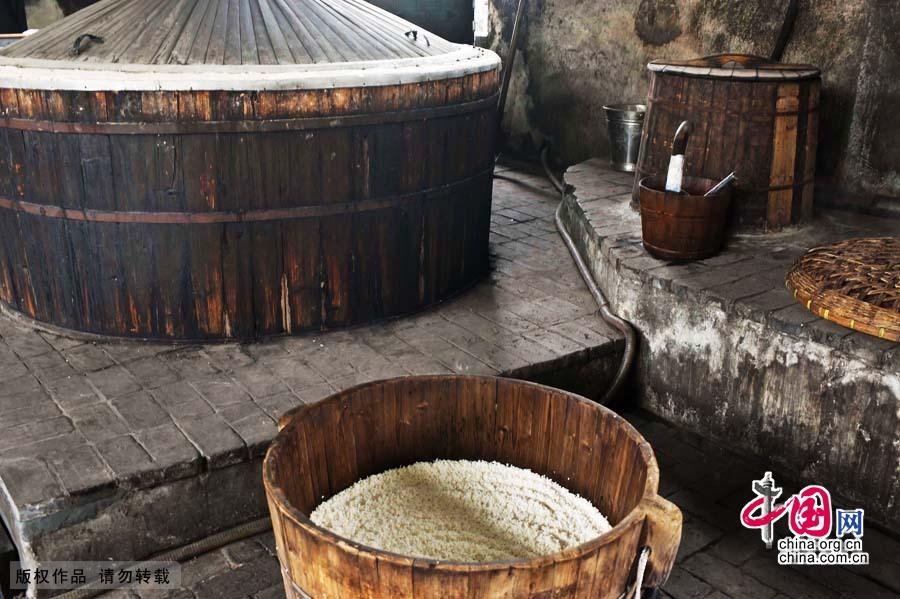 """乌镇的""""三白酒""""作坊_图1-2"""