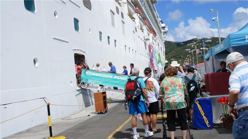 迈阿密至巴哈马----邮轮之旅(四)_图1-20