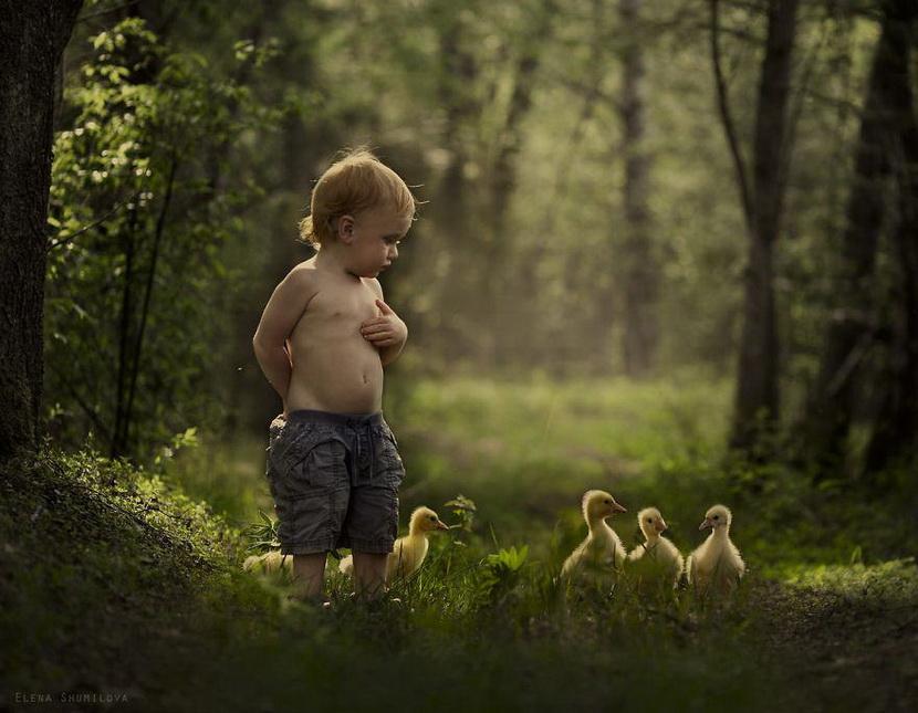 【攝影蟲】媽媽攝影師的孩子成長日誌____Elena Shumilova_图1-2