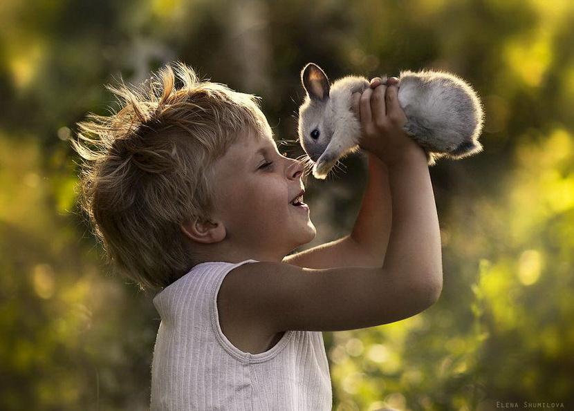 【攝影蟲】媽媽攝影師的孩子成長日誌____Elena Shumilova_图1-3