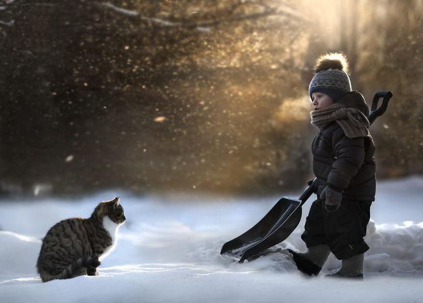 【攝影蟲】媽媽攝影師的孩子成長日誌____Elena Shumilova_图1-4