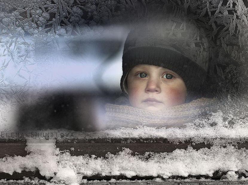 【攝影蟲】媽媽攝影師的孩子成長日誌____Elena Shumilova_图1-7