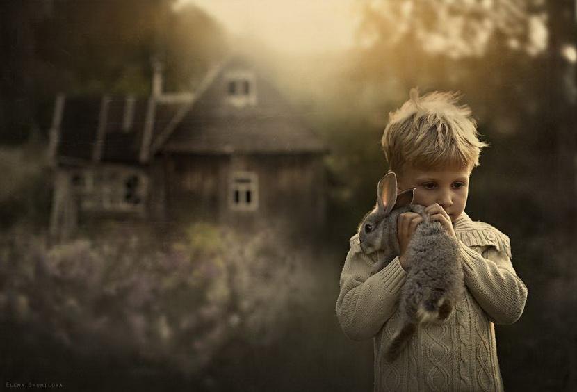 【攝影蟲】媽媽攝影師的孩子成長日誌____Elena Shumilova_图1-11