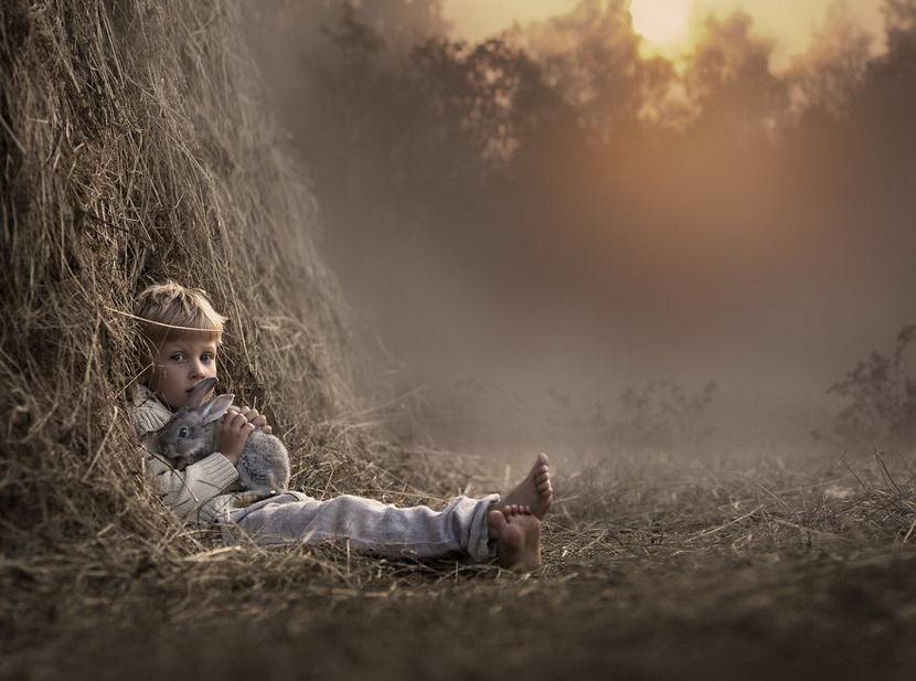 【攝影蟲】媽媽攝影師的孩子成長日誌____Elena Shumilova_图1-17